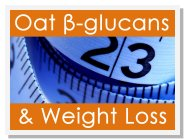 Nutrim Research on Oat Beta-Glucan and Weight Loss